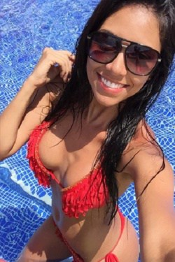 hot Latin girl from Venezuela